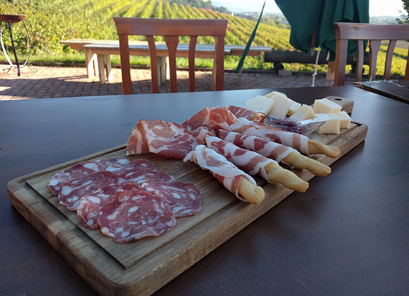 direct sales and tasting 2 Le Pignole